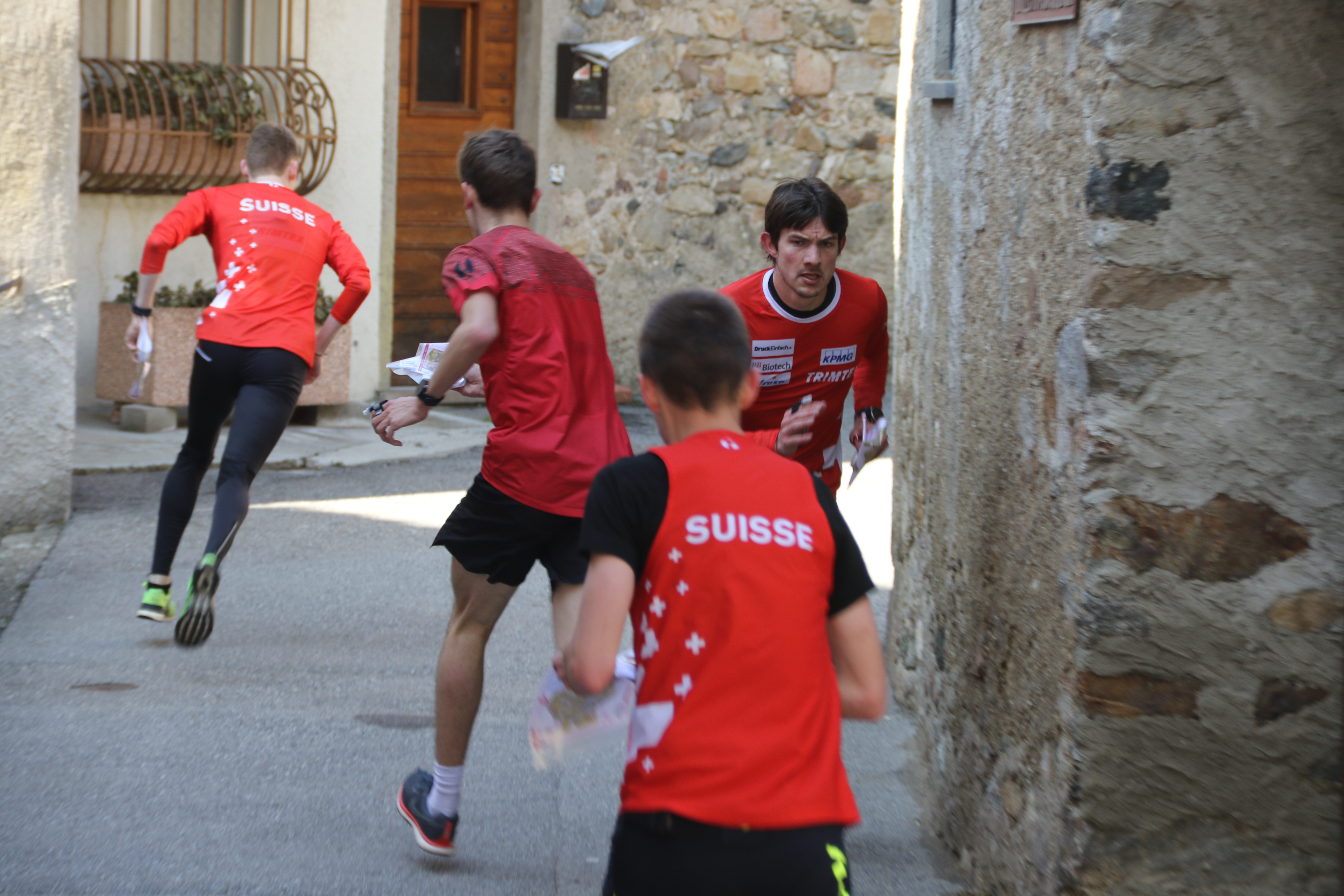 Relais sprint