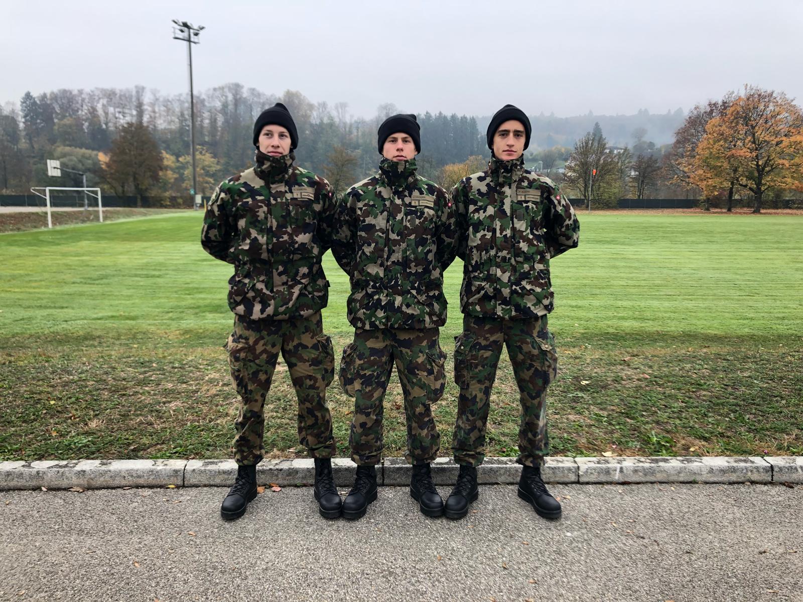 Armée 18-19