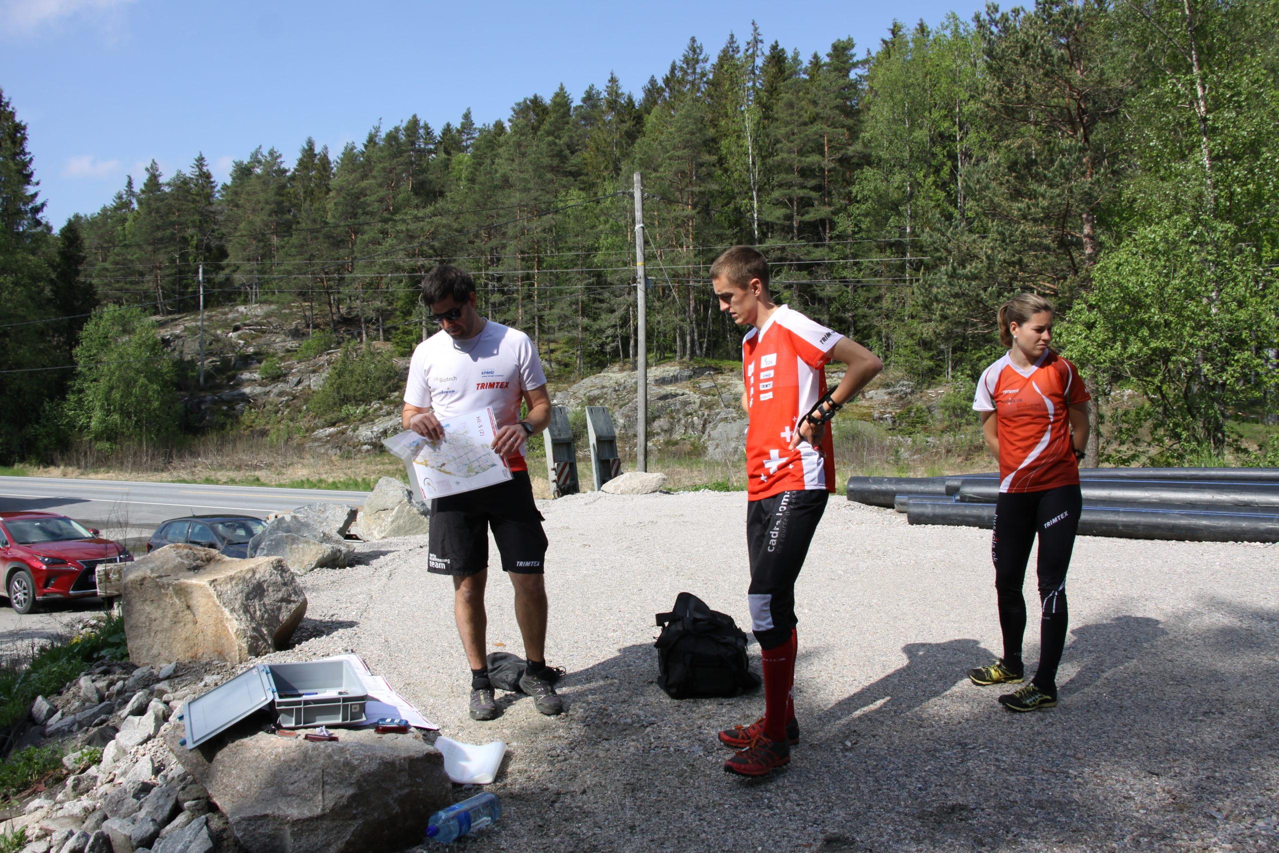 Camp Norvège SwissOrienteering